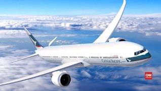 VIDEO: Cathay Pacific Pecat Pilot dan Dua Karyawan