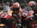 Statistik Dovizioso vs Marquez di Tikungan Terakhir MotoGP