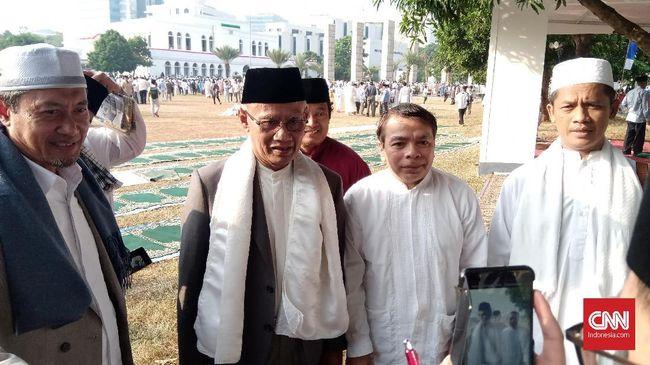 Ketum Muhammadiyah Kritik Elite Politik Berebut Jatah Jabatan