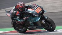 Quartararo Menuju MotoGP Inggris dengan Sangat Percaya Diri