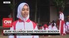 VIDEO: Jejak Keluarga Sang Pengibar Bendera