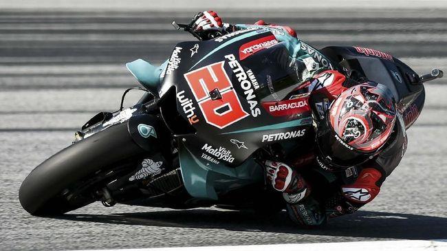 Quartararo Berpotensi Patahkan Dominasi Marquez