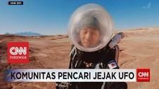 VIDEO: Konferensi Komunitas Pencari Jejak Alien