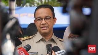 Anies Targetkan Gelar Lima Kali Formula E di Jakarta