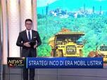 Gandeng Sumitomo, INCO Lirik Peluang Industri Mobil Listrik