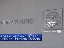 IMF: Perang Dagang Pangkas Pertumbuhan Global ke Titik Nadir