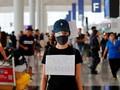 Pedemo Hong Kong Kembali ke Bandara, Tutup Ruang Kedatangan