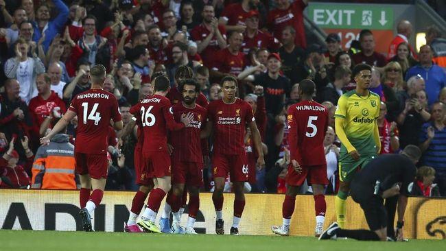 Hadapi Chelsea, Liverpool Bisa Contoh Taktik MU
