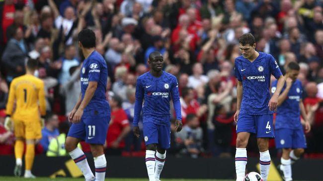 Sedang Terpuruk, Chelsea Sudah Ditunggu Liverpool