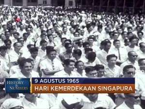Sejarah Kemerdekaan Singapura