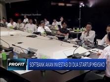 Softbank Investasi di Dua Startup Asal Meksiko