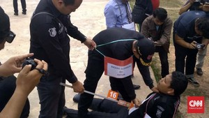 Keluarga Korban Penganiayaan Gugat SMA Taruna Palembang Rp2 M