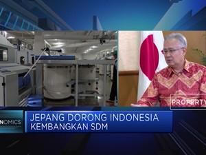Investasi Jepang Makin Berisi