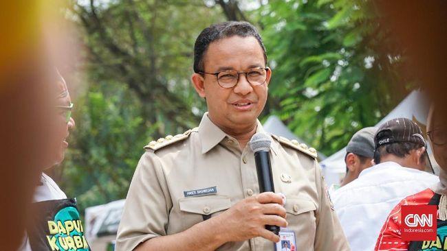 Anies Instruksikan PNS Upacara 17 Agustus di Pulau Reklamasi