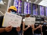 Polisi Hong Kong Gunakan Water Cannon untuk Halau Pendemo