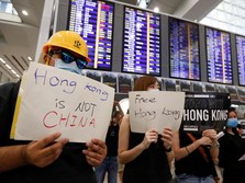 Ada Mafia Tanah di Demo Hong Kong?