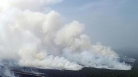 FOTO: Kebakaran Hutan dan Lahan di Kalimantan