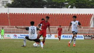 Fan Timnas Indonesia U-18 Serang Instagram Pemain Laos