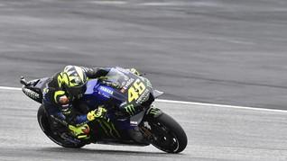 Yamaha: Gagal Juara Dunia Bukan Salah Rossi
