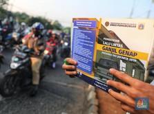 Bukan Cuma DKI, Paris Sampai Delhi Juga Punya Ganjil Genap