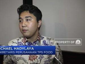 Energi Baru, TPS Food Dapat Suntikan Dana Rp 329,47 Miliar