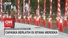 VIDEO: Capaska Berlatih di Istana Merdeka