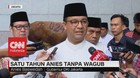 VIDEO: Satu Tahun Anies Tanpa Wagub