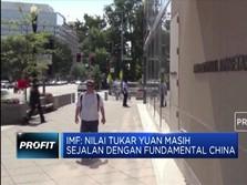 IMF: China Tidak Manipulasi Yuan