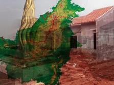 Gokil! Pengembang Kakap Mulai 'Goreng' Ibu Kota Kaltim