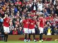 Hasil Liga Inggris: Man United Kalahkan Chelsea 4-0
