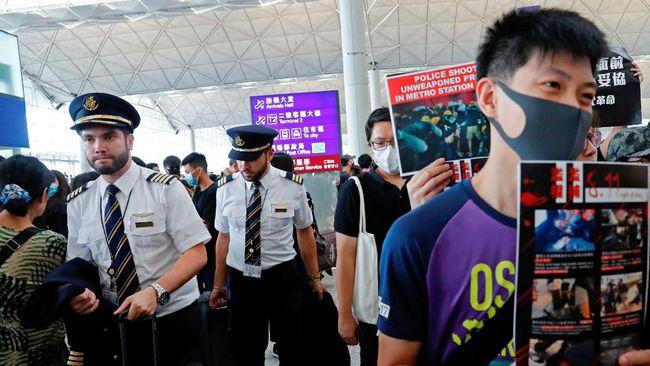 Yang Perlu Diketahui Turis soal Demonstrasi Hong Kong
