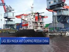 Pemerintah Terapkan Tarif Anti-Dumping Produk China