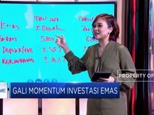 Membedah Profil Risiko Investasi Emas