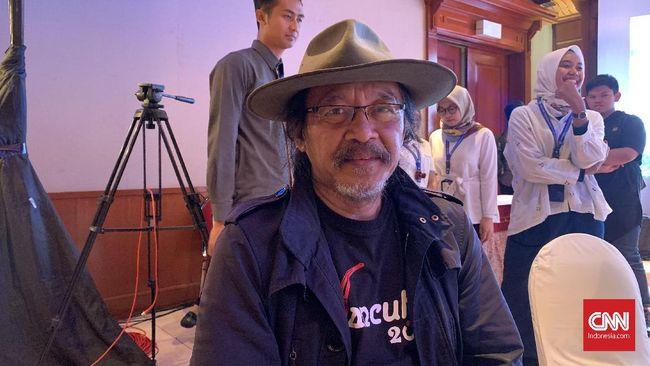 Sudjiwo Tedjo Anggap Pembatasan Konten Tak Selesaikan Masalah
