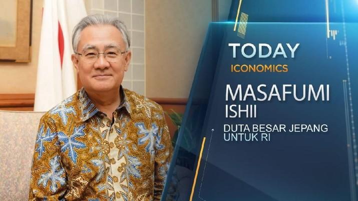 Duta besar jepang bicara soal Indonesia