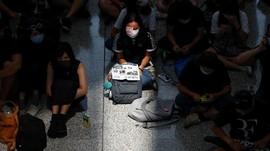Demonstran Hong Kong Minta Maaf Usai Lumpuhkan Bandara