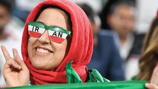 Iran Akhirnya Izinkan Perempuan Tonton Sepak Bola di Stadion
