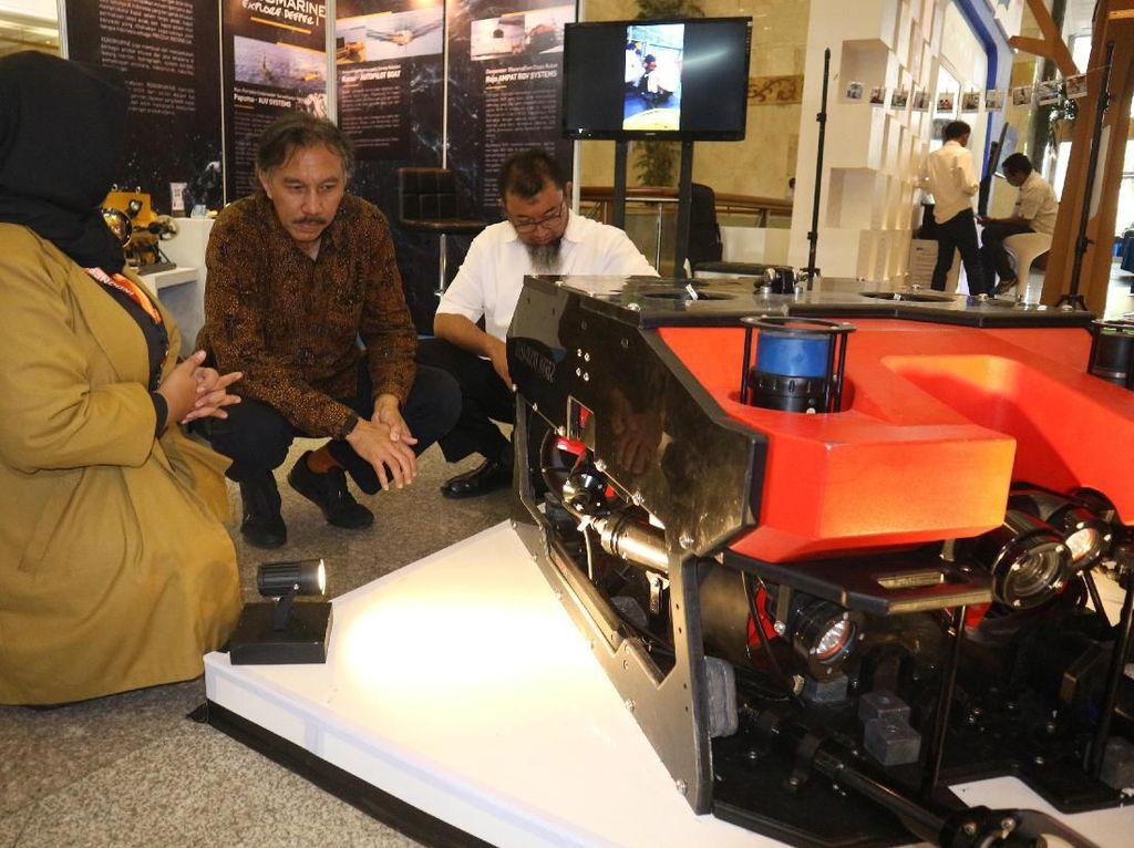 Kegiatan ini antara lain bertujuan untuk merangsang pertumbuhan ekosistem teknopreneur di Indonesia.