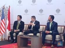 Kerjasama dengan Trump Jr, Hary Tanoe Kok Bicara Dana China?