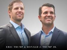 Sayang Ayah, Anak-anak Donald Trump Bersatu Ngajak 'Perang'