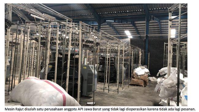 ARGO Diserbu Tekstil China, Ada Emiten Tekstil PHK Karyawan