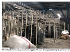 Diserbu Tekstil China, Ada Emiten Tekstil PHK Karyawan