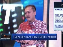 Jamkrindo Perluas Pasar Fintech & Bisnis Syariah