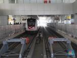 Top! Anies Bangun LRT di Manggarai Tembus Stadion Persija
