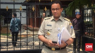 Anies Klaim Butuh Rp343 Miliar Gelar Formula E di Jakarta