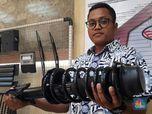 Disebut Bukan Mobnas, Esemka Nongol Lagi di Jakarta