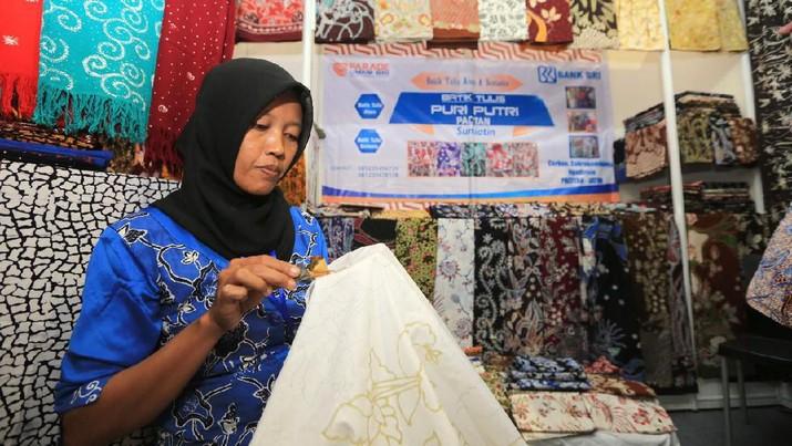 PT Bank Rakyat Indonesia (Persero) Tbk terus berkomitmen untuk mendorong pengembangan UMKM di Indonesia (Dok. BRI)