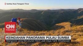 VIDEO: Keindahan Panorama Pulau Sumba