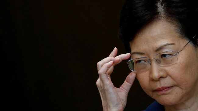 Pemimpin Hong Kong Dilaporkan Bakal Batalkan RUU Ekstradisi