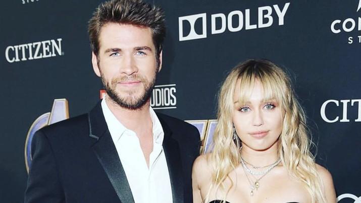 Cerai dari Miley Cyrus, Liam Hemsworth Akhirnya Buka Suara